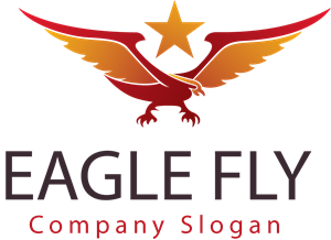 Eagle royal Logo Vector