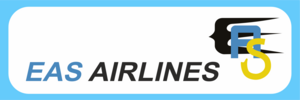EAS airlines Logo Vector