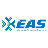 EAS Extreme and Advanced Solutions Logo Vector