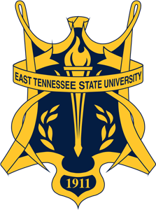 East Tennessee State University Logo Vector
