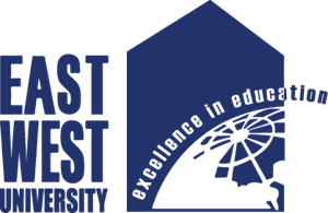 East West University - EWU Logo Vector