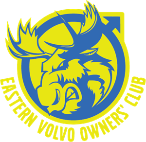 Eastern Volvo Owner's Club Malaysia Logo Vector
