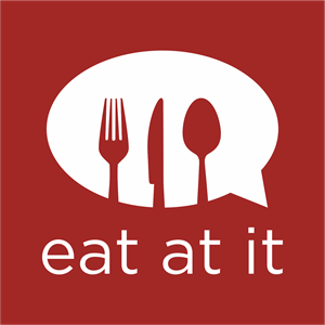 Eat At It Logo Vector