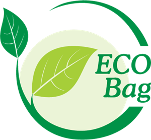 Eco Bag Logo Vector