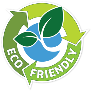 Eco Friendly Logo Vector