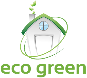 Eco Green Logo Vector