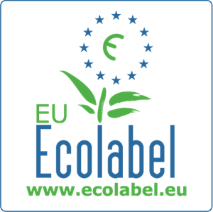 Eco Label Logo Vector