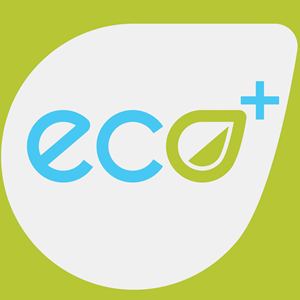 Eco+ Logo Vector