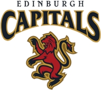 Edinburgh Capitals Logo Vector