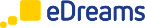 eDreams Logo Vector