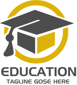 Education Service Logo Vector