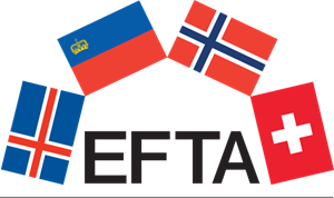 EFTA – European Free Trade Association Logo Vector