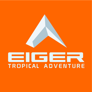 EIGER Tropical Adventure Logo Vector