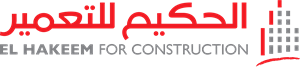 El Hakeem for Construction Logo Vector