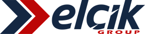 Elçik Group Logistics Logo Vector