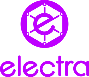Electra Currency Logo Vector
