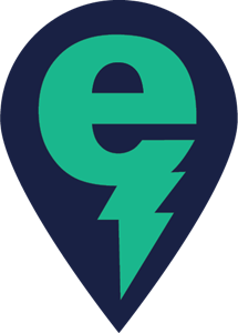 Electric Cab of North America Logo Vector