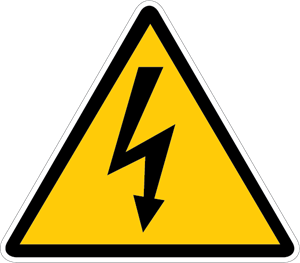 ELECTRIC POWER SIGN Logo Vector