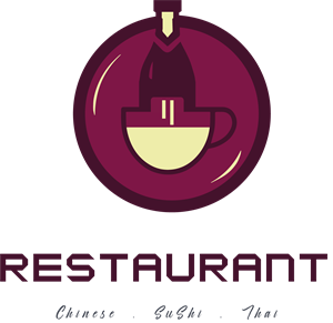 Elements restaurant Logo Vector