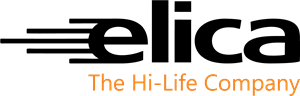 Elica the hi-life company Logo Vector