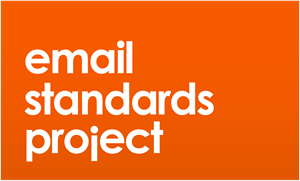Email Standards Project Logo Vector