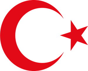 Emblem of Turkey Logo Vector