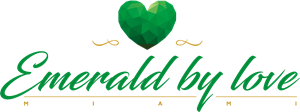 Emerald by Love Logo Vector