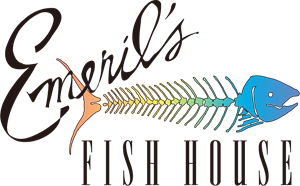 Emeril's Fish House Logo Vector