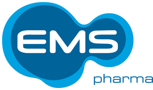 EMS Pharma Logo Vector