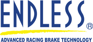 Endless Advanced Racing Brake Technology Logo Vector