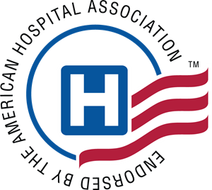 Endorsed By The American Hospital Association Logo Vector
