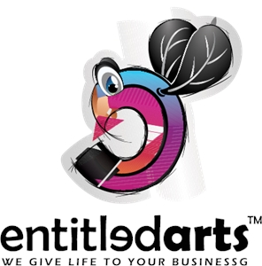 entitledarts.com Logo Vector