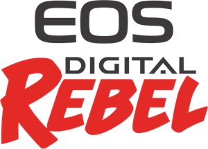 Eos Rebel Canon Logo Vector