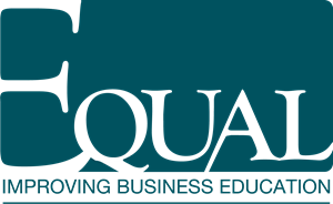 EQUAL – Improving Business Education Logo Vector