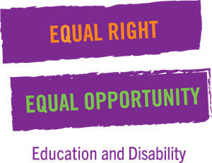 Equal Right Equal Opportunity Logo Vector