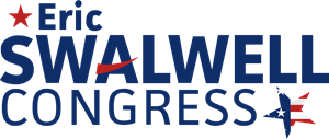 Eric Swalwell for Congress Logo Vector