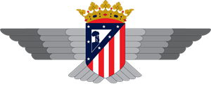 Escudo Atletico Aviacion Logo Vector