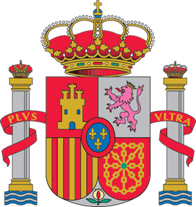 Escudo de España - Spain Shield Logo Vector