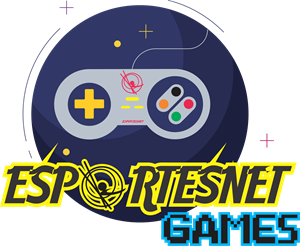 ESPORTESNET Games Logo Vector