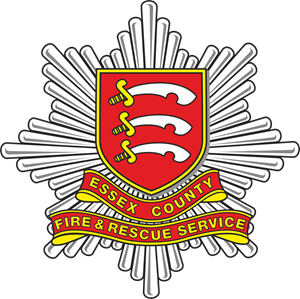 Essex County Fire & Rescue Service Logo Vector