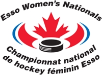 Esso women's hockey nationals Logo Vector