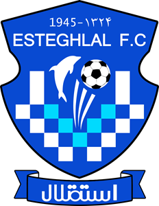 Esteghlal FC (Alternative) Logo Vector