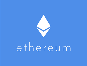 ETHEREUM WHITE Logo Vector