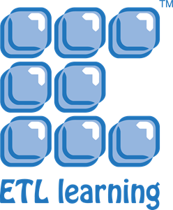 ETL Learning Logo Vector