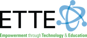 ETTE Empowerment Through Technology and Education Logo Vector