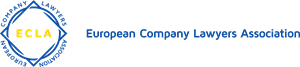 European Company Lawyers Association ECLA Logo Vector