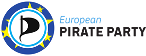 European Pirate Party Logo Vector
