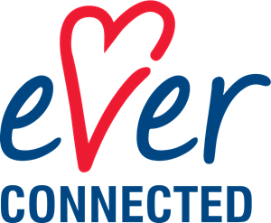 Ever Connected Logo Vector