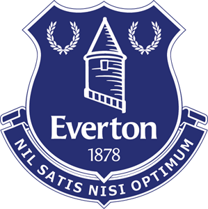 Everton Football Club Logo Vector