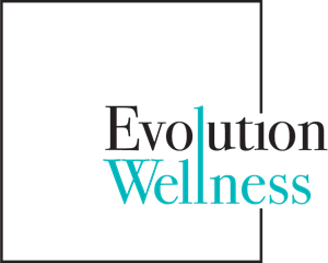 Evolution Wellness Logo Vector